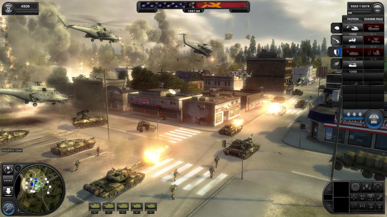 Игры стратегии о Третьей мировой войне