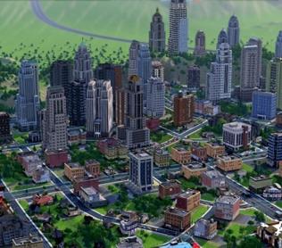 симулятор градостроения sim city 2013