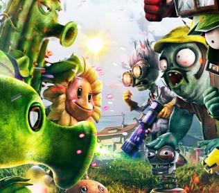 Plants vs. Zombies: Garden Warfare обзор