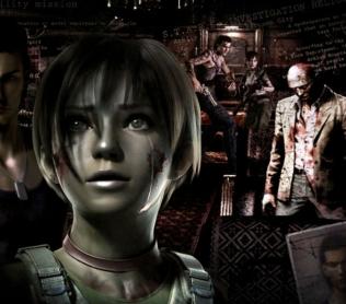 обзор Resident Evil Zero