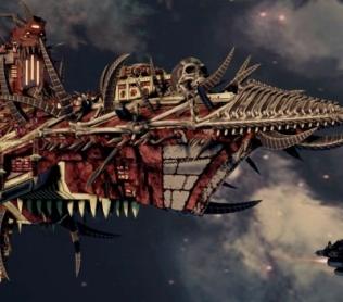 Battlefleet Gothic: Armada на русском
