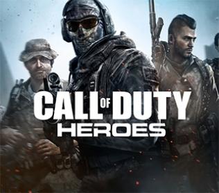 мобильная стратегия call of duty heroes