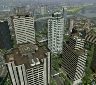 Капитализм на дворе, а двор в мегаполисе - что ещё нужно для успешного коммерса?!