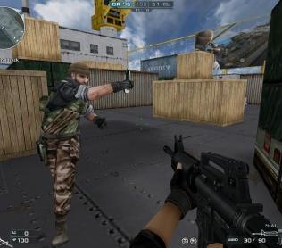 CrossFire - обзор