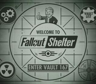 Обзор симулятора п Fallout Shelter