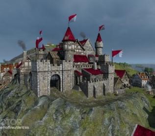 Обзор стратегии Grand Ages: Medieval