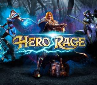 Игра hero rage