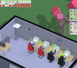 Software Inc обзор симулятора геймдева