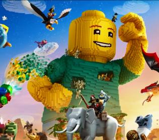 Как играть в lego worlds