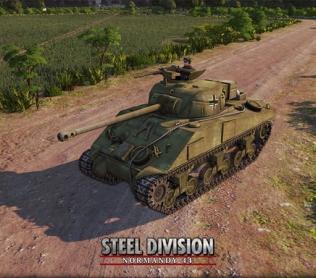 Вторая мировая война в steel division normandy 44