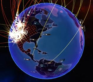 Ядерная война в стратегии Defcon