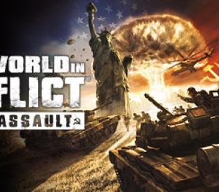 Скачать игру World in Conflict
