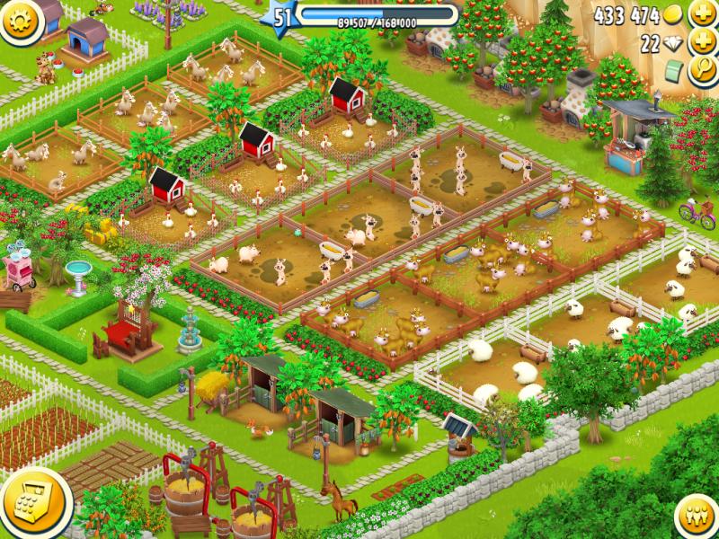 Играем на ферме