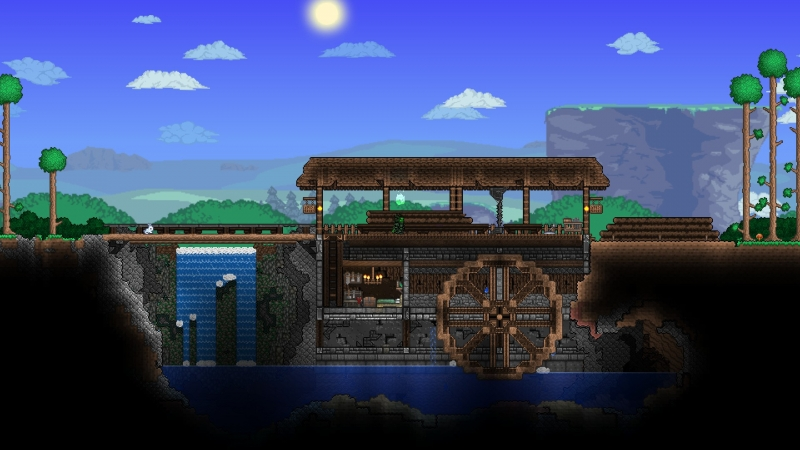 Super Terraria World