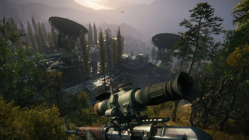 Обзор игры sniper ghost warrior 3
