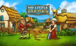 My Little Farmies - построй идеальную ферму и накорми весь мир