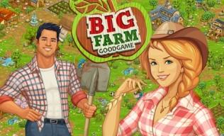 Большая Ферма - увлекательный браузерный симулятор