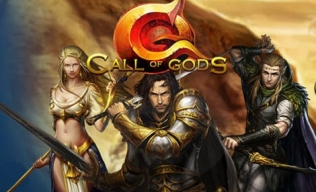 Call of Gods - популярная браузерная стратегия