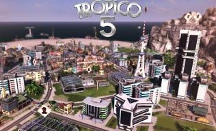 Tropico 5 - экономическая стратеги от болгарских разработчиков