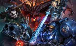 Объединение героев в Heroes of the Storm