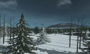 Cities: Skylines - Snowfall - зимние холода
