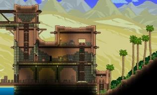 Игра Terraria