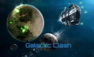 космическая стратегия Galactic Clash
