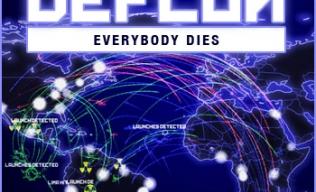Атомные войны в Defcon