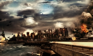 Уничтожение США в World in Conflict