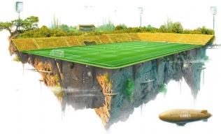 Создаем футбольную команду в 11x11