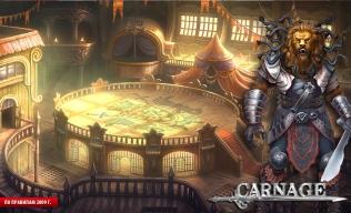 геймплей в Carnage