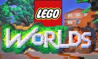 Проходим lego worlds