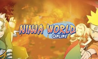 Играем в ninja world
