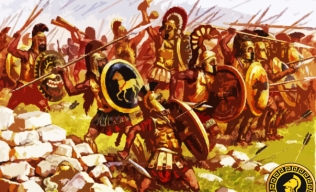 Войны за территории в Pre-Civilization Marble Age