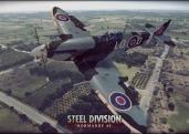 Техника в steel division normandy 44